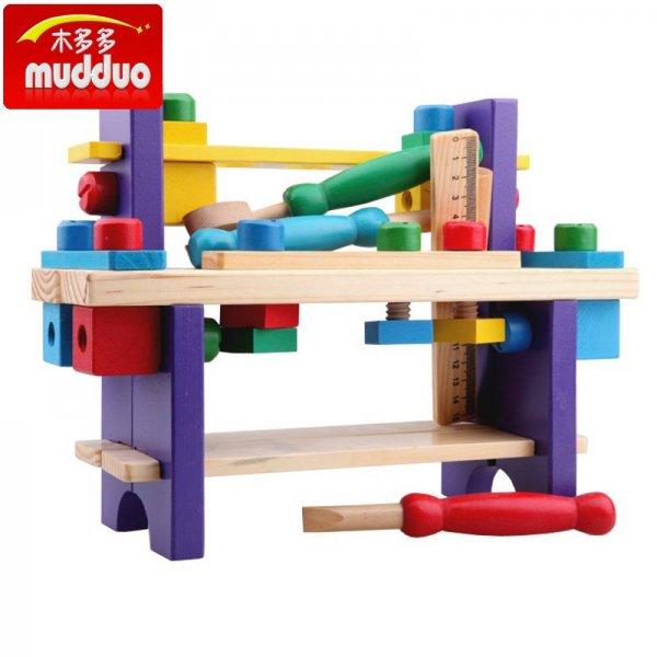 """Сюжетно-ролевая игрушка """"Верстак с инструментами"""" Xin Ling Er"""