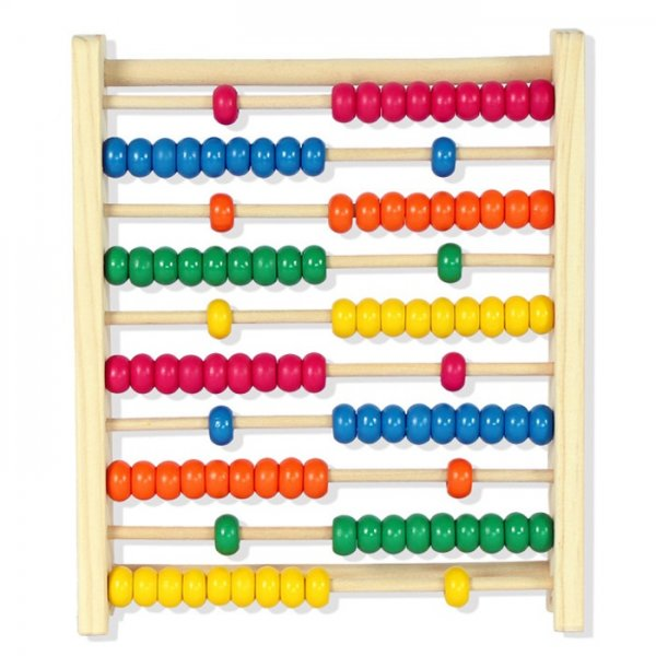 DR-M9 Cчёты детские Wood Toys
