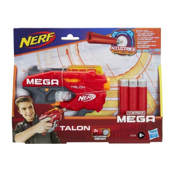 NERF нёрф мега. Игровой набор Нерф Мега Талон HASBRO E6189