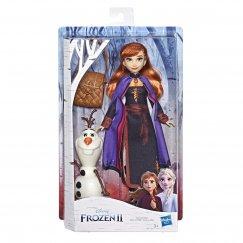 Кукла Hasbro Disney Princess Холодное сердце 2 Анна с аксессуарами E6661