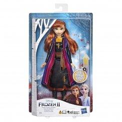 Кукла Hasbro Disney Холодное сердце 2 Анна в сверкающем платье E7001