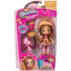 Shopkins 56707 Кукла Moose Shopkins Shoppies Печенька Коко