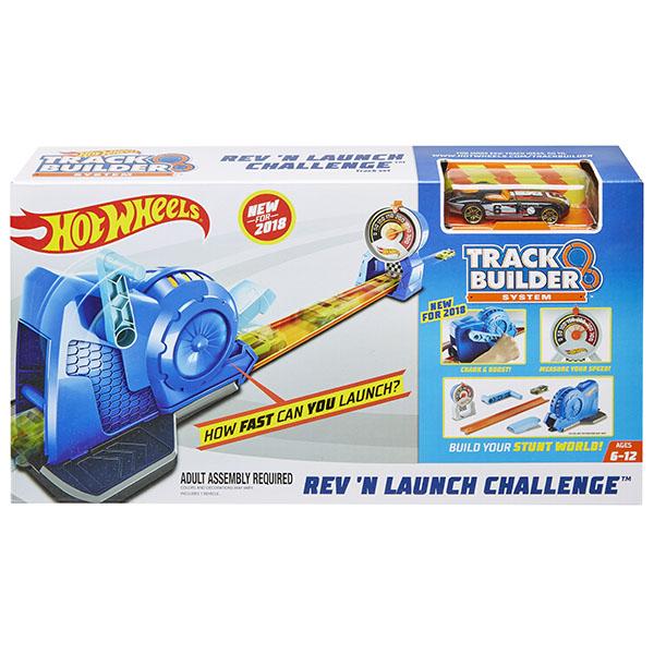 Mattel Hot Wheels  Хот Вилс Конструктор трасс FLL02