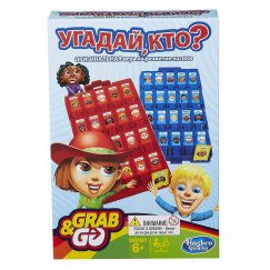 Настольная игра Hasbro Games B1204 Угадай Кто? Дорожная версия