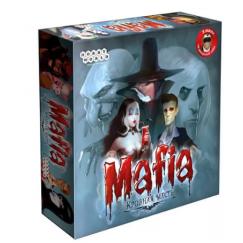 Настольная игра Hobby World 1251 Мафия Кровная месть
