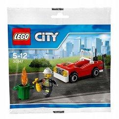 Конструктор LEGO City  Пожарный автомобиль