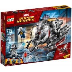 Конструктор Lego Marvel  Super Heroes Исследователи квантового мира  76109