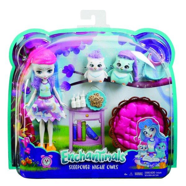 Mattel Enchantimals FCG78 Игровой набор Сказки на ночь