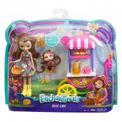 Mattel Enchantimals FCG93 Игровой набор Фруктовая корзинка