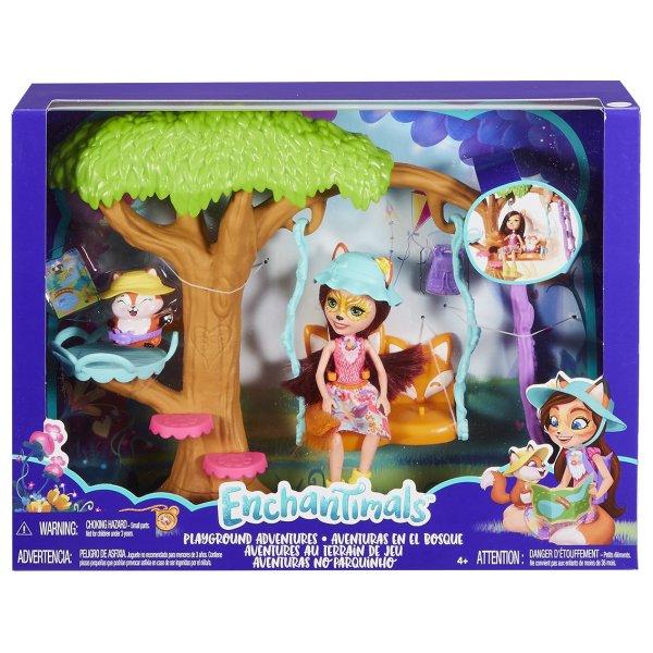 EnchanTimals en-FRH45 Кукла Mattel Enchantimals FRH45 Сюжетные игровые наборы