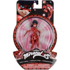 Кукла Miraculous Lady Bug, Леди Баг в юбке, 13 см, 39870