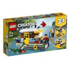 LEGO Creator 31093 Конструктор LEGO Creator Плавучий дом