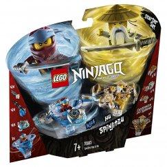 Набор лего - Конструктор LEGO Ninjago Ния и Ву: мастера Кружитцу