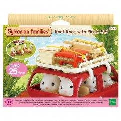 5048/2884 Sylvanian Families Семейный пикник