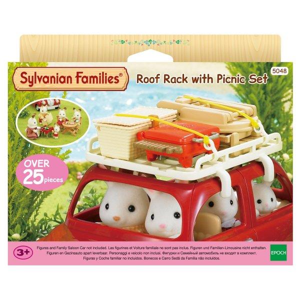 5048/2884 5048/2884 Sylvanian Families Семейный пикник