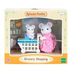 5043/2401 Sylvanian Families Покупки в бакалее