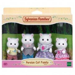 5216 Sylvanian Families Семья персидских котов