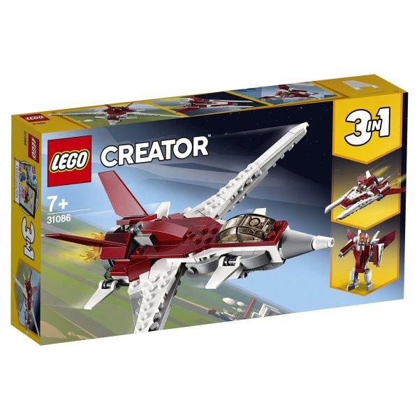 LEGO Creator 31086 Конструктор LEGO Creator Истребитель будущего