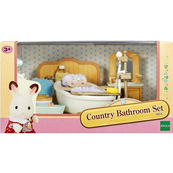 Комнаты 5034 Набор Sylvanian Families 5034 Ванная комната
