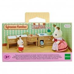 5222 Игровой набор Sylvanian Families Кухонный гарнитур