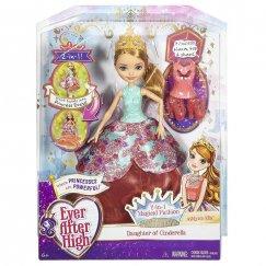 Кукла Mattel Ever After High DNB90 Эшлин Элла в трансформирующемся платье