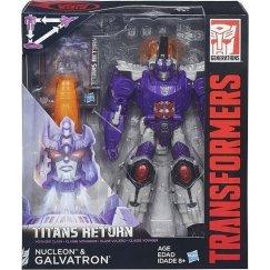 Трансформеры B6460/B7769 Трансформер Hasbro Transformers B6460/B7769 Робот Дженерэйшенс: Войны Титанов Вояджер