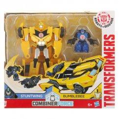 Трансформеры C0654/C0653 Робот Hasbro Transformers Роботы под прикрытием C0654/C0653 Трансформер Гирхэд-Комбайнер