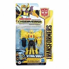 Трансформеры E1893/E1883 Трансформер Hasbro Transformers E1893/E1883 Робот Кибервселенная