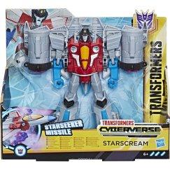 Трансформеры E1906/E1886 Трансформер Hasbro Transformers E1906 Робот Кибервселенная