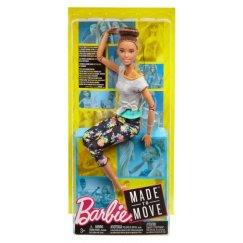 Кукла Mattel Barbie Безграничные движения FTG80/FTG82 Барби