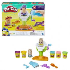 Hasbro Play-Doh E2930 Плей-До Сумасшедший Парикмахер