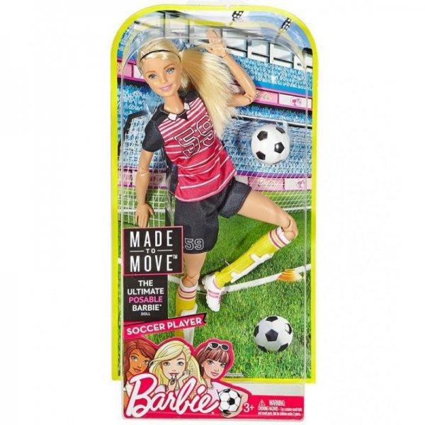 Barbie BE-DVF69 Кукла Mattel Barbie DVF69 Барби Футболистка