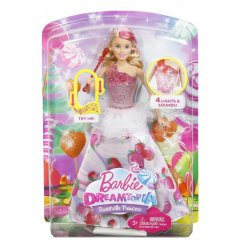Кукла Barbie Конфетная принцесса, 29см, DYX28