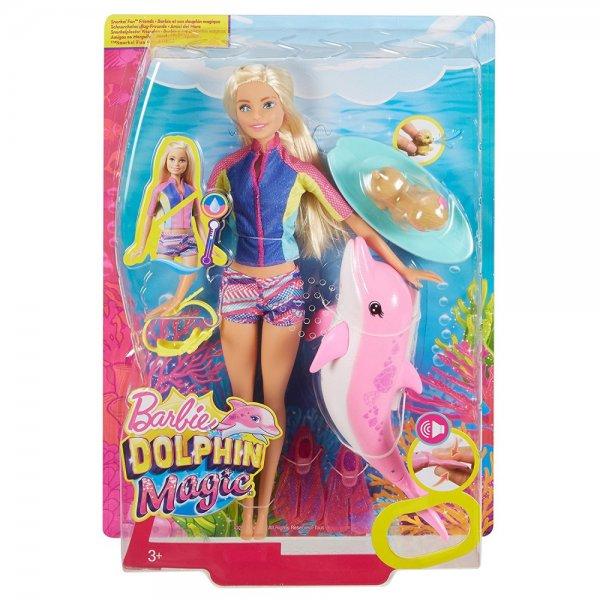 Barbie BE-FBD63 Кукла Mattel Barbie Морские приключения FBD63 Барби