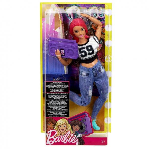 Barbie BE-FJB19 Кукла Mattel Barbie FJB19 Барби Танцовщица