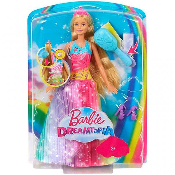 Barbie BE-FRB12 Кукла Mattel Barbie FRB12 Барби Принцесса Радужной бухты