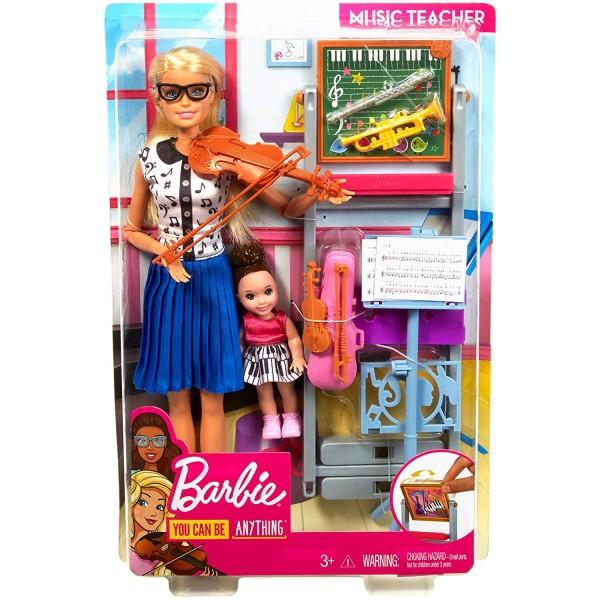 Barbie я вырасту Игровой набор DHB63-FXP18