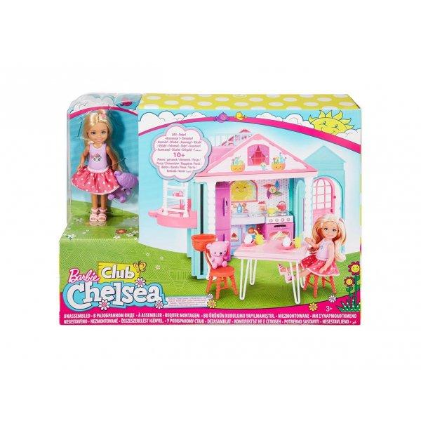 Barbie DWJ50 Кукла Mattel Barbie DWJ50 Барби Домик Челси