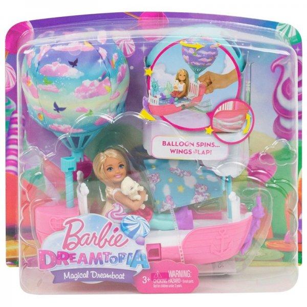 Barbie DWP59 Кукла Mattel Barbie DWP59 Набор Барби Волшебная кроватка Челси