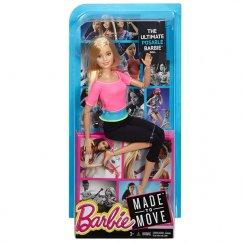 Mattel Barbie DHL82 Барби серия Безграничные движения