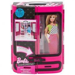 Mattel Barbie DMT57 Барби Розовый шкаф модницы