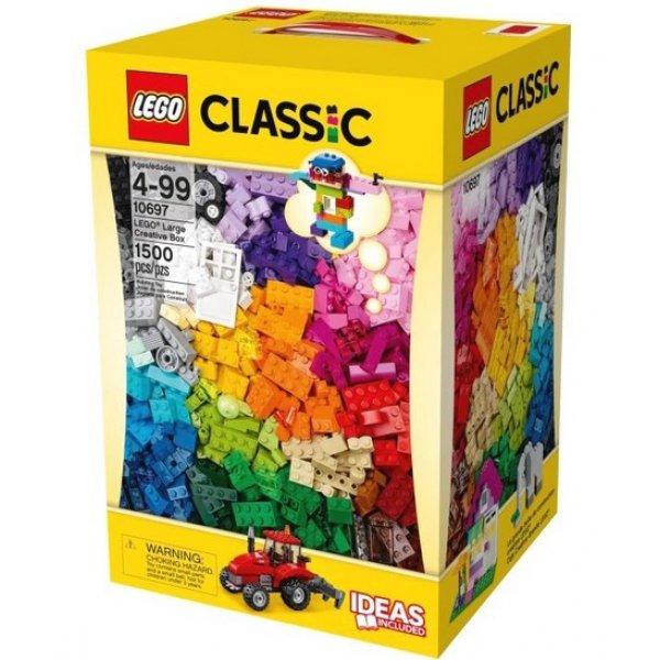 10697 Конструктор LEGO Classic 10697 Огромный набор для творчества