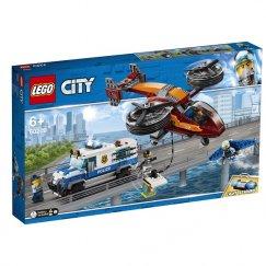 LEGO City 60209 Конструктор LEGO City Police Воздушная полиция: кража бриллиантов 60209
