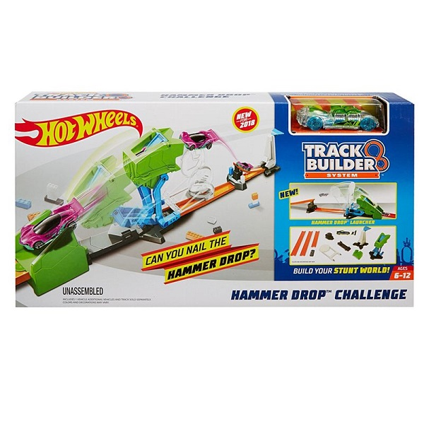 Hot Wheels FLL00/FLL01 Mattel Hot Wheels FLL01 Хот Вилс Конструктор трасс