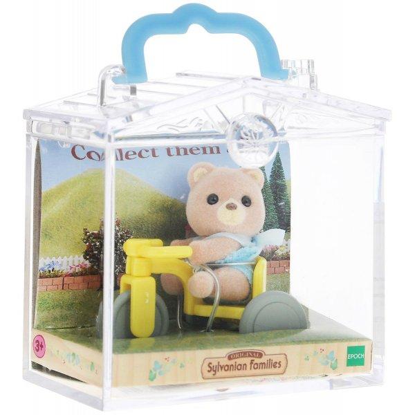 4391A 4391A Игрушка Sylvanian Families младенец в пластиковой коробке Панда