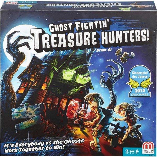 Treasure Hunters Настольная игра Охотники за сокровищами