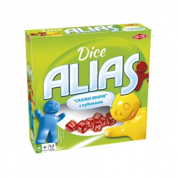 ALIAS TACTIC Dice