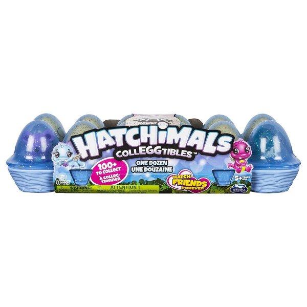 НОВЫЕ АРТИКУЛЫ 6041334 Hatchimals Коллекционные фигурки, 12 штук в наборе