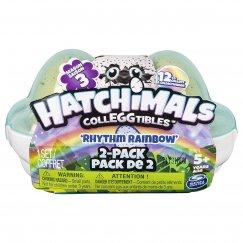 Hatchimals Фигурки коллекционные цвет голубой 2 шт