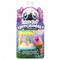 Hatchimals Дом пляж